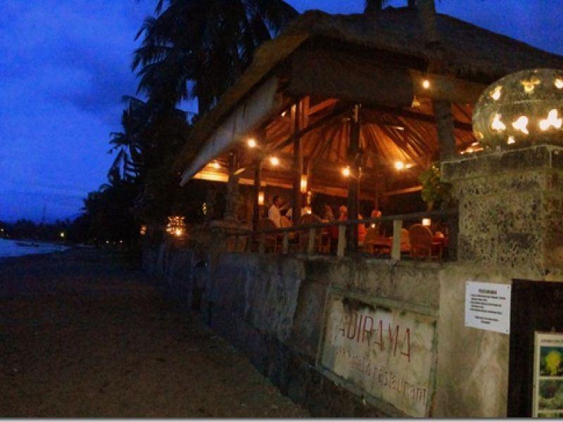 Adirama Restaurant by Night